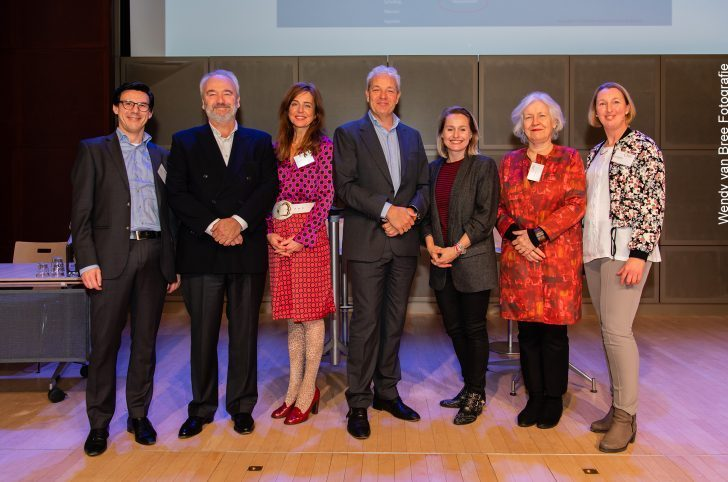 De samenwerkende spierfondsen steunen Spierziekten Centrum Nederland
