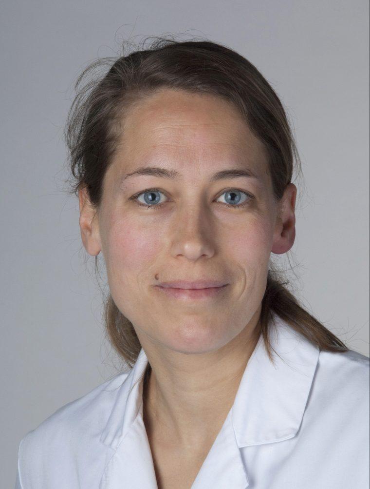 Annette van der Geest