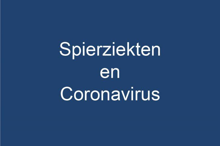 Spierziekten en Coronavirus