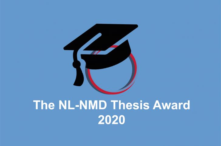 Nieuw: The NL-NMD Thesis Award