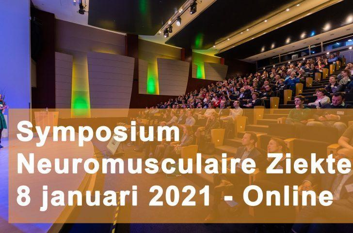 Symposium Neuromusculaire Ziekten 2021: Inschrijving geopend!